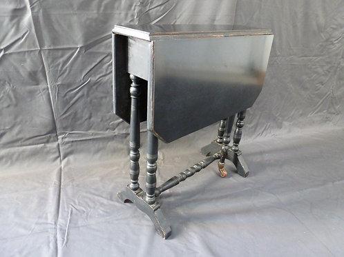 Ebonised Sutherland table