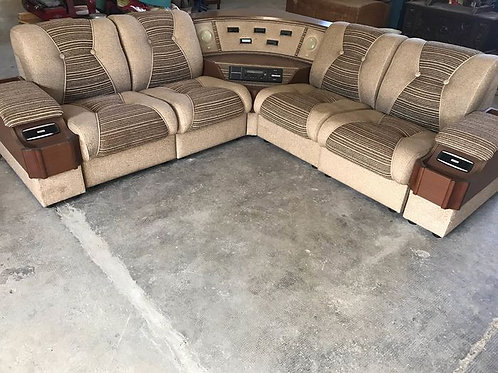 1960's Italian Modular sofa