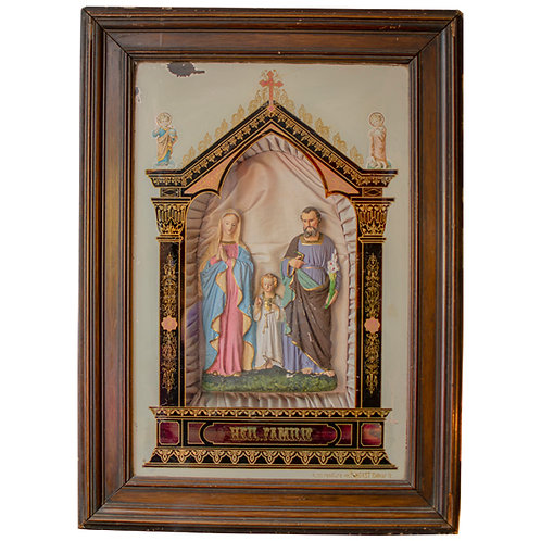 Rosary Station Stations Of The Rosary Shrine Circa 1820 1
