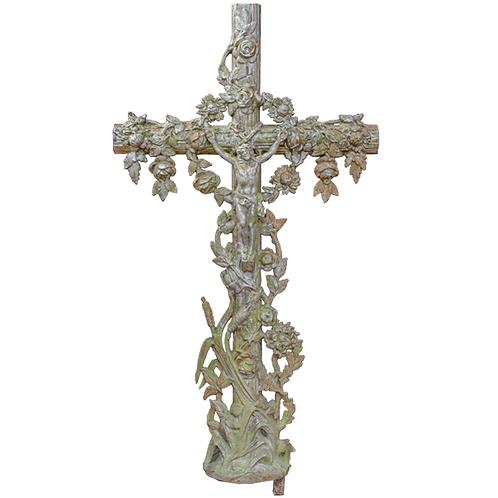 Iron Crucifix