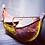 Thumbnail: Original Hand Painted Steel Fairground Swing Boat