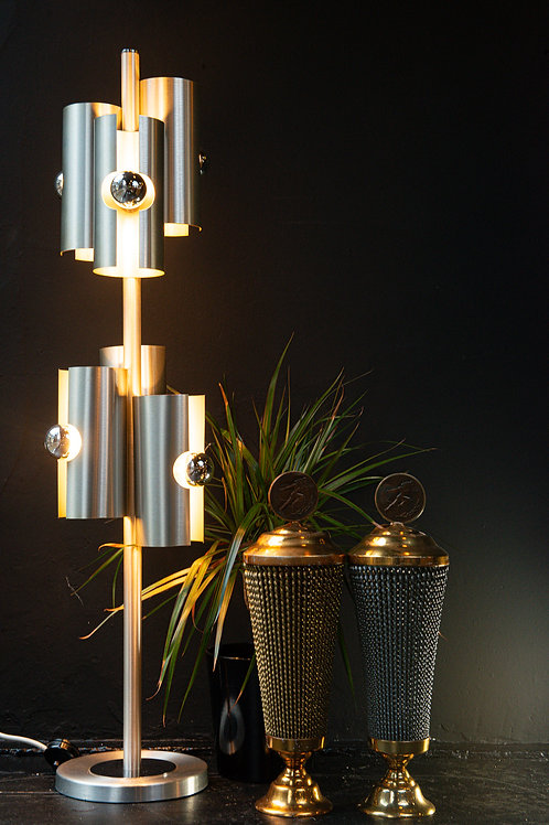 Stunning Floor Lamp Italian Styling. Circa 1960's