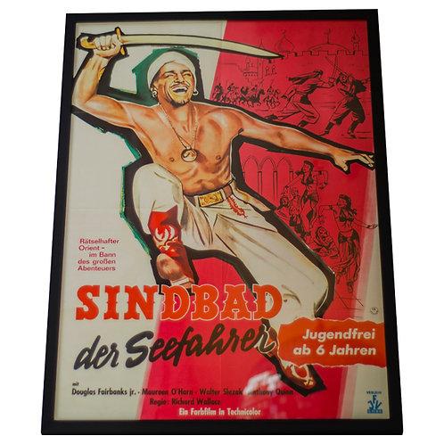 Sinbad Poster 1