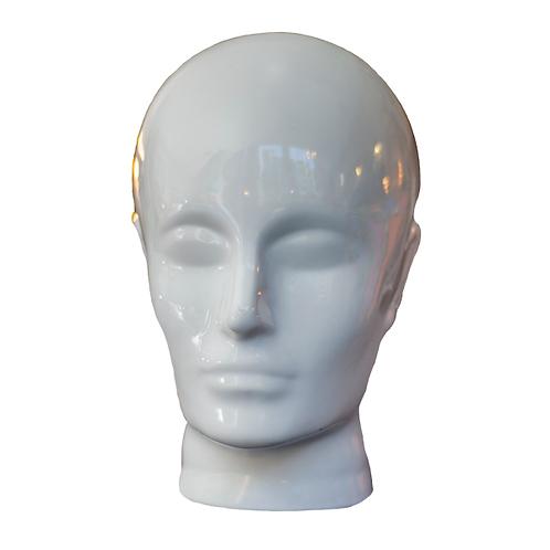 Original Vintage Heads - Ceramic