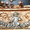 Thumbnail: A Stunning Early 20th Century Ornate Plaster Wall Section, From An Old English T