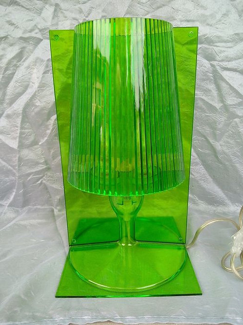 Ferrucia Laviani lamp for Kartell (transparent polycarbonate Green)