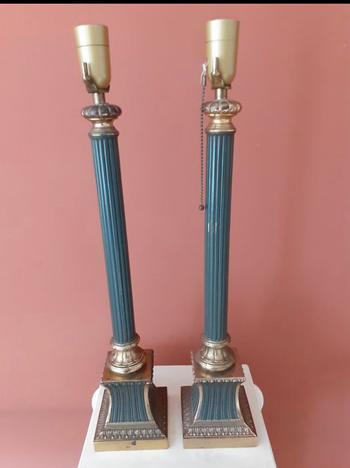 Loevsky & Loevsky Empire Table lamps