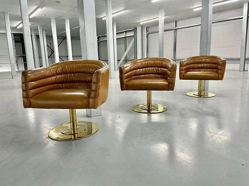 Mid Century Modern Retro Swivel Chair's (1 remaining)