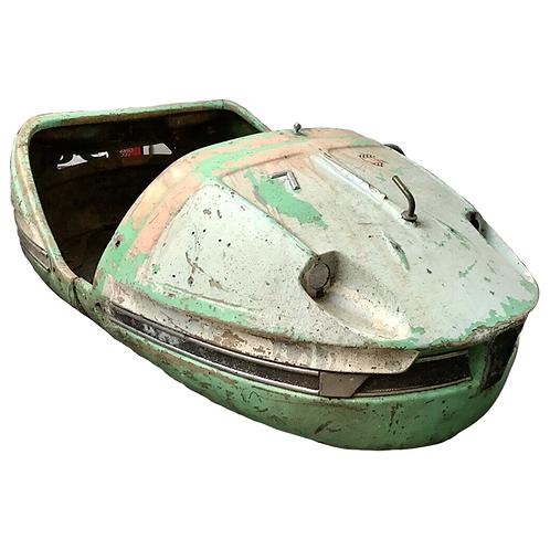 Vintage Dodgem Car Shell 1
