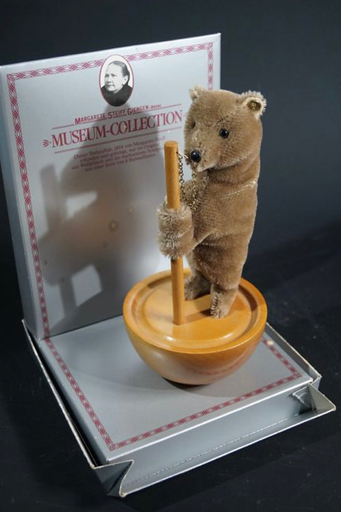 Steiff Museum Collection Circus bear