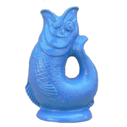 Gluggle Jugs Sea Blue