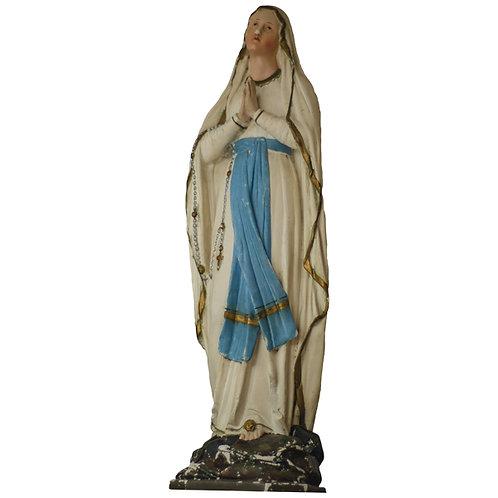Praying Maria Statue