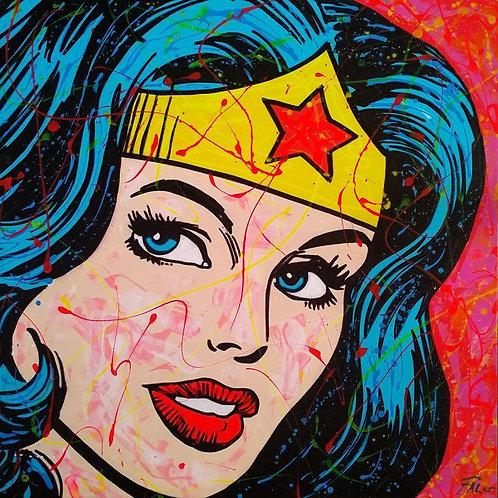 Wonderwoman by Falco Original 1