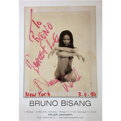 Bruno Bisang Naomi Campbell 1