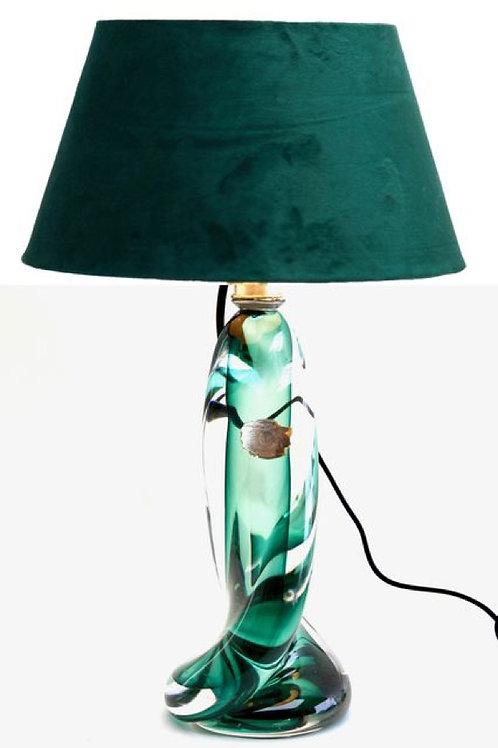 Sublime Val Saint Lambert Table lamp