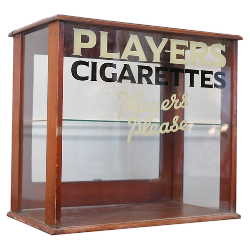 Player's Please Display Cabinet full 1