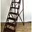 Antique Wooden Decorators Ladder full 3