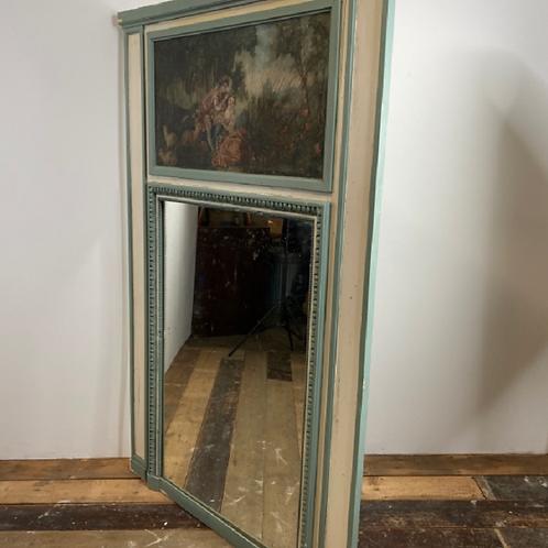 19th Century French Trumo Mirror