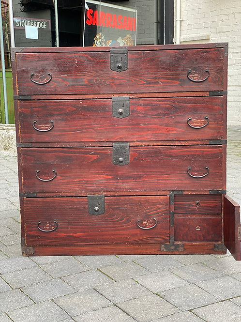 Early 19thc Japanese Tansu