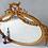 Thumbnail: Regency style, gilt plaster and wood frame Mirror