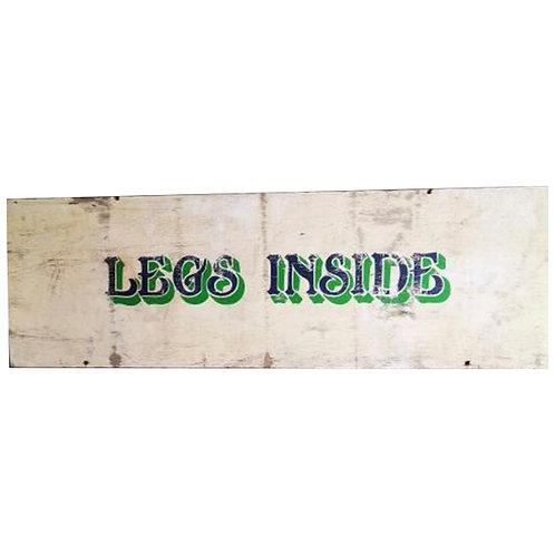 Legs Inside Sign 1