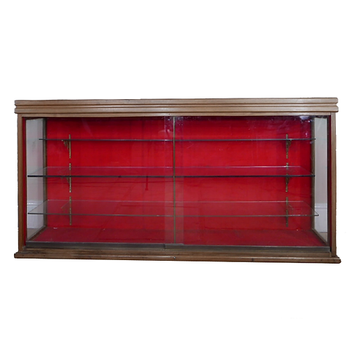 Low Shop Display Cabinet full 1