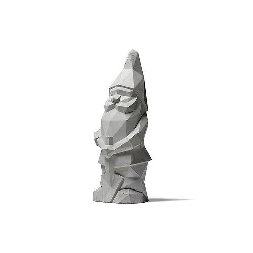 Nino Garden Gnome Small Grey 1