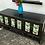 Thumbnail: Antique Low Sideboard Buffet Cupboard Cabinet