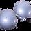 Thumbnail: German Mushroom Lamps (Pair)
