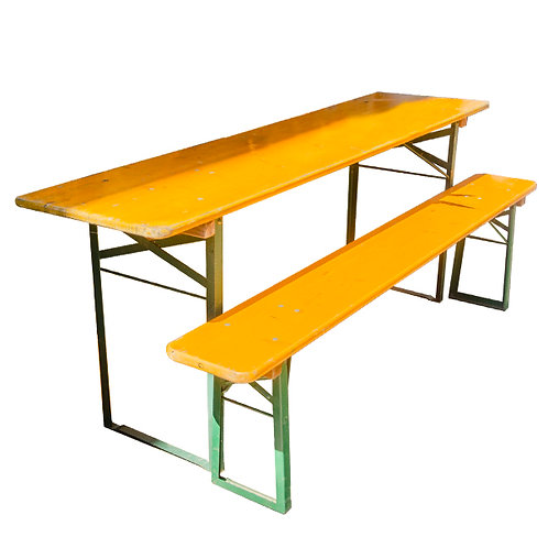 German Beer Tables & Benches