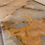 Thumbnail: Gilded wood and marble console table