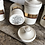 Thumbnail: A Collection Of Porcelain Apothecary Spice Jars