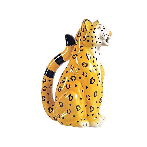 Porcelain Leopard Jug