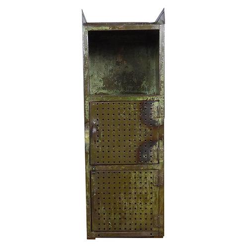 Painted Metal Locker 1