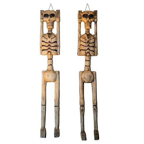 Haunted House Skeletons 1
