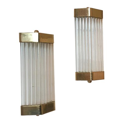 Art Deco Wall Lights 1