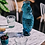 Thumbnail: Cockatoo Carafe In Blue