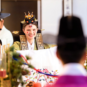 Wedding - Hanok Maeul