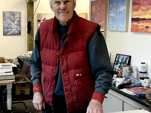 Meet the Artist: John Hadley