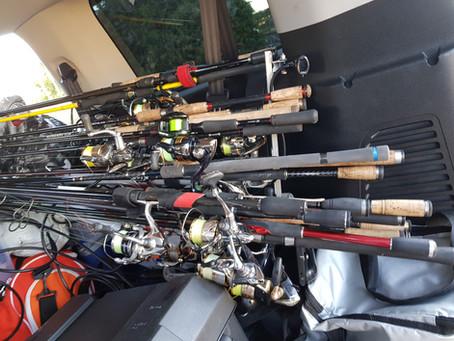 Cum să te pregătești pentru un concurs de pescuit la răpitori!