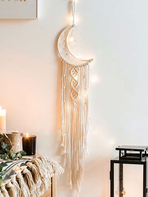 Moon Woven Dream Catcher