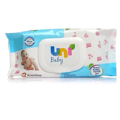 UNI Baby Wipes 56 Pcs