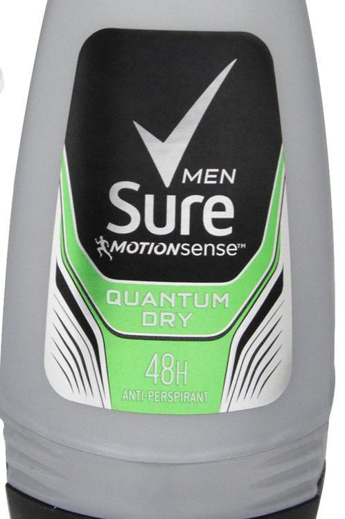 Sure Men Quantum Dry 50ML