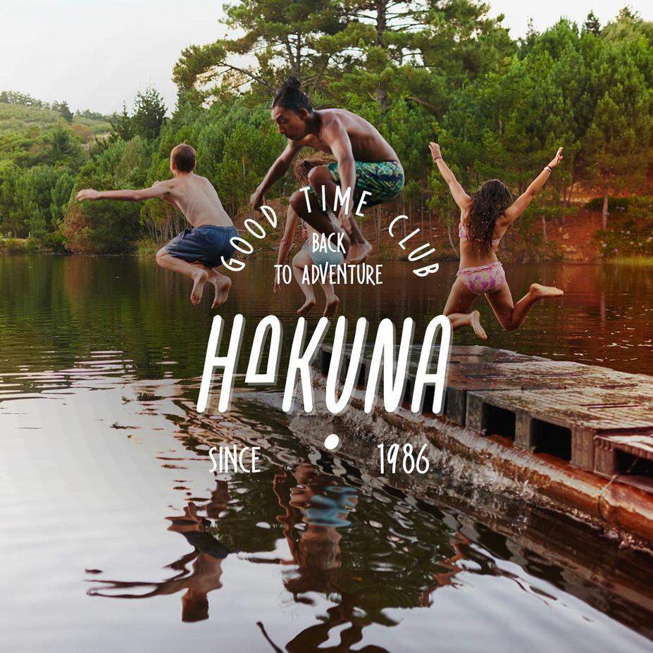 Camp de vacances Hakuna