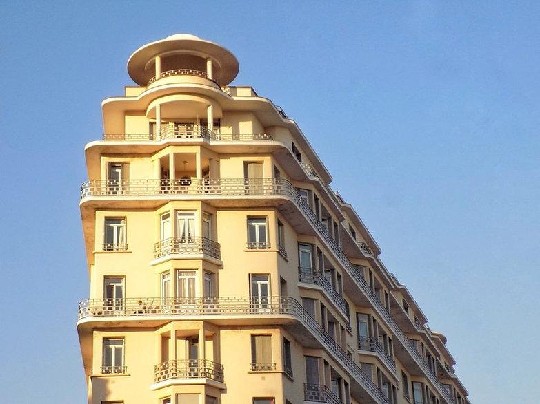 palais de Flore Brotteaux Lyon 1930