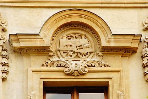 locomotive palais du commerce Lyon cordeliers
