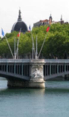 Visite guidée Lyon N°12 Histoire des ponts de Lyon