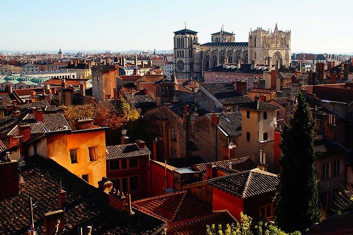 Vieux Lyon Visite guidée