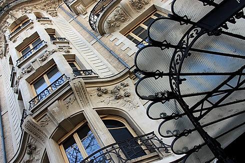 Art nouveau Brotteaux Visite guidée Lyon