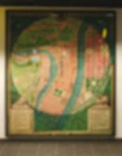 Plan Morand Lyon 1764